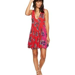 New Free People Mini Dress Size Large